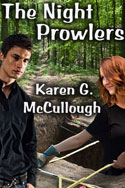 The Night Prowlers Cover
